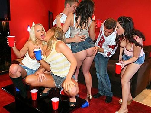 Real Slut Party - Ally Fox Michelle Brown  (2010) SATRip