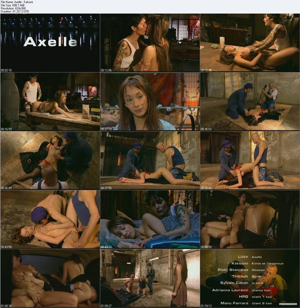 Axelle - Katsuni (2010) DVDRip