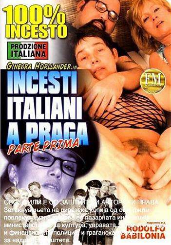 Incesti  italiani  a Praga /Итальянский инцест в Праге (2006) DVDRip