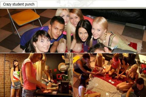 Студенческая вечеринка-2 (2010) CamRip