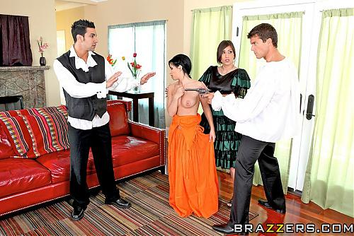 Rebeca Linares and Alexis Breeze - Tierra Prohibida (2010) SiteRip