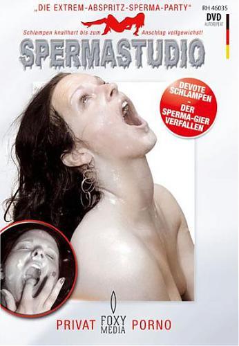 Spermastudio Devote Schlampen Der Sperma-gier Verfallen (2010) DVDRip