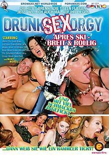 Drunk Sex Orgy: Apres Ski - Breit & Rollig (2010) DVDRip