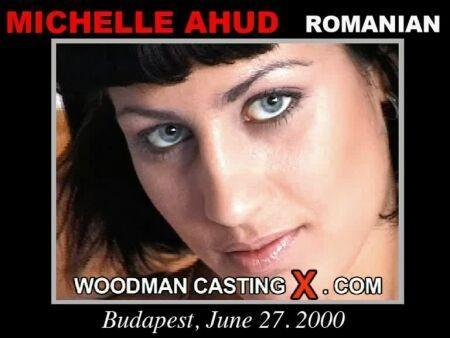 woodmancastingx.com -  Michelle Ahud  (2009) SATRip