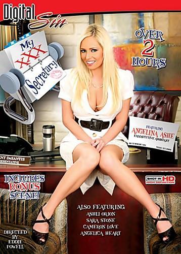 My XXX Secretary (2009) DVDRip