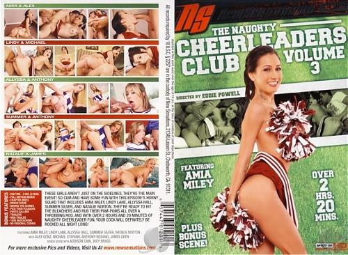 Naughty Cheerleaders Club 3  (2009) DVDRip