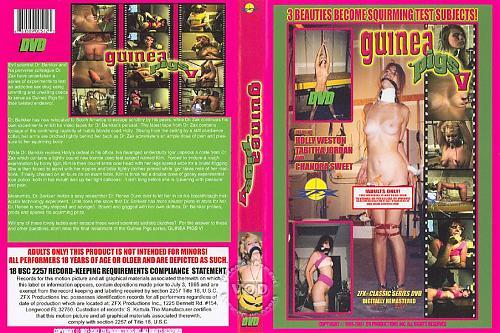 Guinea Pigs V  (2009) DVDRip
