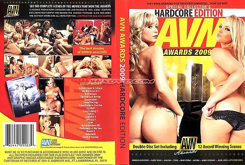 AVN Awards Hardcore Edition  (2009) DVDRip
