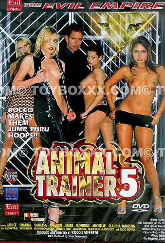 Rocco - Animal Trainer 5 (2009) DVDRip