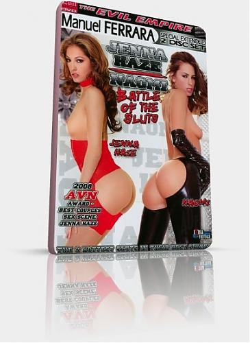 Jenna Haze Vs. Naomi: Battle Of The Sluts (2009) DVDRip