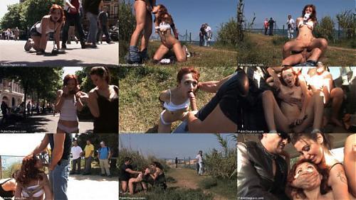 Public Disgrace - Justine  (2009) SATRip