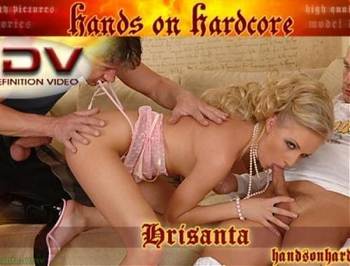 СУПЕР ТРАХ 11!!! HandsOnHardcore.com  - Hrisanta (2010) HDTV