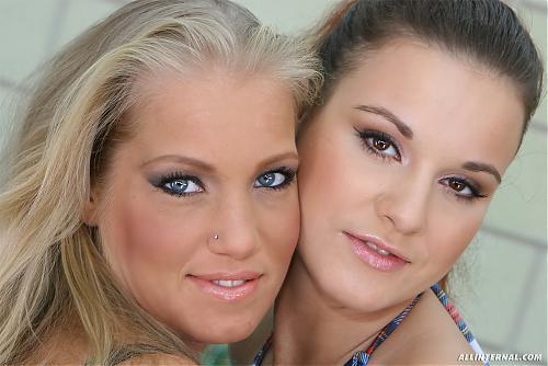 Gloria & Kasey (allinternal.com) (2007) HDTV