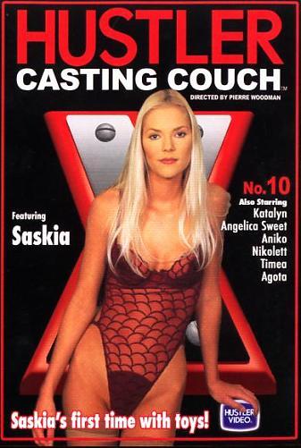 Hustler Casting Couch 10 - Saskia (2005) DVDRip