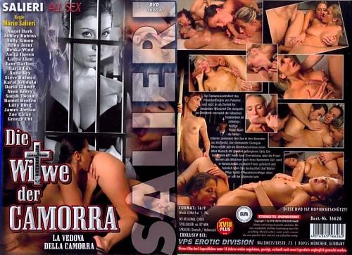 La Vedova Della Camorra  ( Mario Salieri )  (2008) DVDRip