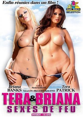 Tera&Briana.Sexes de Feu / Горячие Сучки Тера и Бриана  (Marc Dorcel) (2007) DVDRip