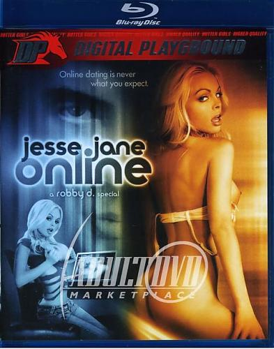Jesse Jane: Online / Джесси Джейн Онлайн (Robby D, Digital Playground) [2009 г., Vignettes, Straight, DVDRip] (2009) DVDRip