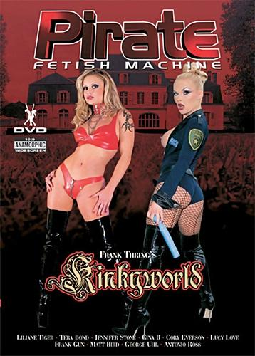 Private: Pirate Fetish Machine 25 - Kinkyworld (2006) DVDRip