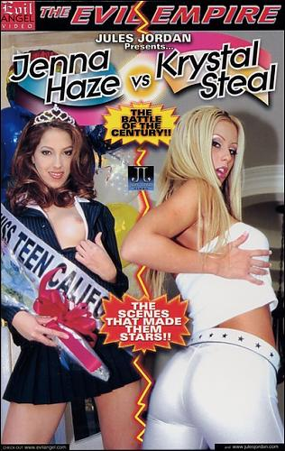 Jenna Haze vs Krystal Steal [Compilation, All Sex, Gonzo] (2004) DVDRip