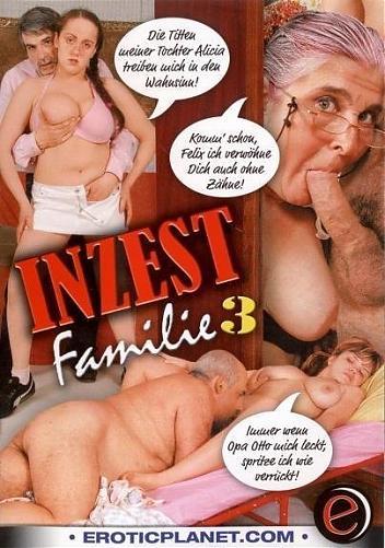 Inzest Familie №03 / Семейные инцесты №03 (2008) DVDRip