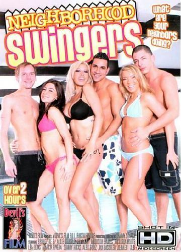 Neighborhood Swingers / Свингеры по соседству (2010) DVDRip