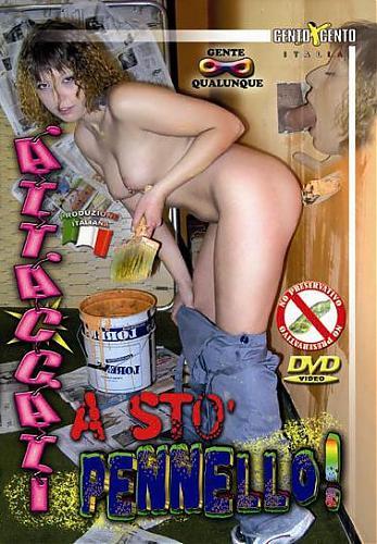 Attaccati A Sto Pennello / Фанаты кисти и красок (Cento X Cento) (2008) DVDRip