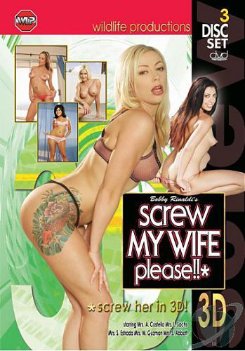 [ScrewMyWifePlease.com] (5 роликов) MiniPack / Screw My Wife Please in 3D / Трахни Мою Жену, пожалуйста в 3D [2007, Gonzo, Anal, MILFs, DP, 2 on 1, 3D] (2007) SATRip