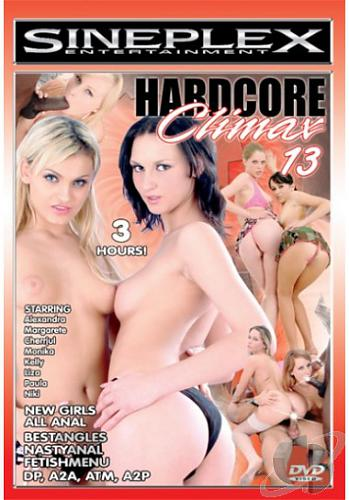 Hardcore Climax №13 / Жестокий климакс №13 (Русские девочки)  (2005) DVDRip