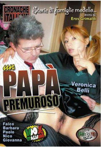 Inzest. Un Papa  Premuroso / Мой тактичный папа (2008) DVDRip