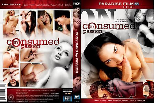 Поглощенные страстью/Consumed By Passion/Русские девочки!!!/ (2010) DVDRip