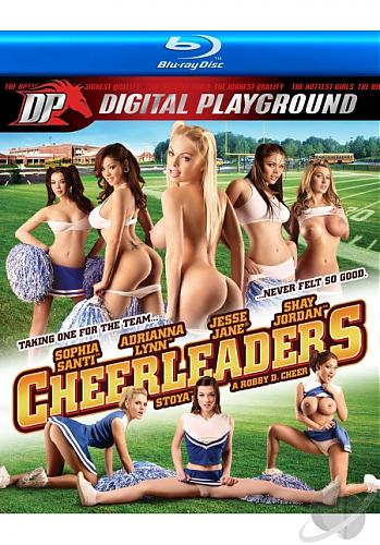 Cheerleaders  (2007) Blu-Ray