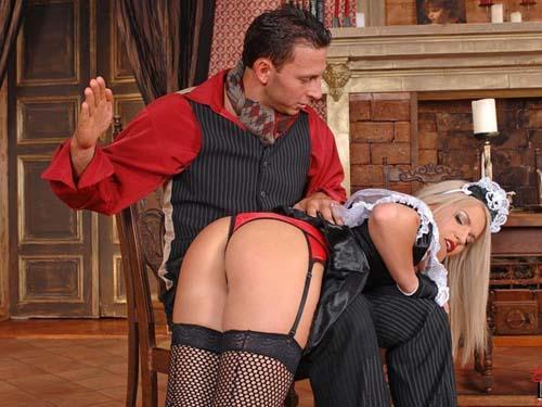 Служанку жестко, но по аристократически - в попку (House Of Taboo Britney Spring) (2009) HDTV