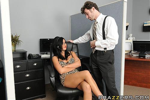[PornstarsPunishment.com / Brazzers.com] Eva Angelina (The Hotline) (2009) SATRip