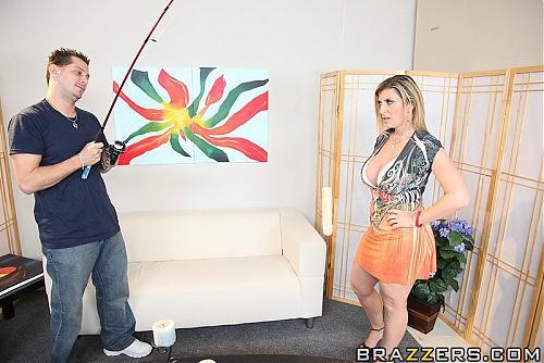 [MilfsLikeItBig.com / Brazzers.com] Sara Jay (Cock-A-Dildo-Doo) (2009) SATRip