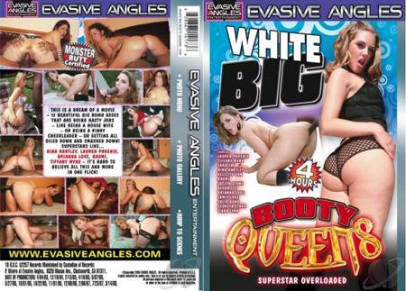 Большие белые жопы королев / White Big Booty Queens (2008) DVDRip