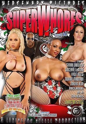 SuperWhores №14 / Супершлюхи №14 (2009) DVDRip