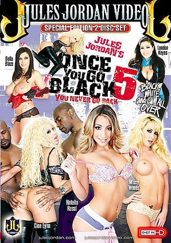 Once You Go Black You Never Go Back #5. / Как только ТЫ Уйдёшь С Черными, Можешь Не Возвращаться -5. (Jules Jordan.) [Interracial, Gonzo] *Release Date:April 26,2010* (2010) DVDRip