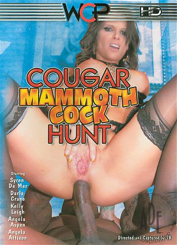 Cougar Mammoth Cock Hunt / Мамочки охотятся за гигантскими членами (TB, West Coast Productions) [2010 г., MILF, Anal, Interracial, Big Cocks, DVDRip][Split Scenes]*Release Date: March 30 , 2010* (2010) DVDRip