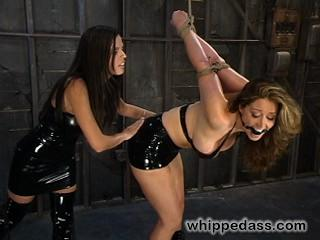 christina carter & shy love (whippedass) (2005) TVRip