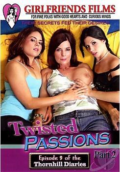 Крученые страсти 2 / Twisted Passions 2 (2007) DVDRip