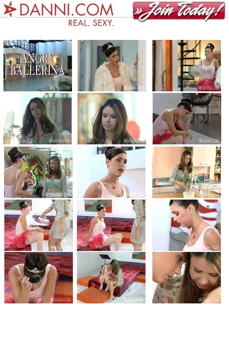 Angry Ballerina: Chrissy Taylor and Jessica Jaymes [danni.com] (2004) CamRip