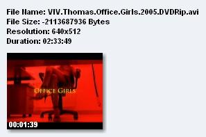 VIV.Thomas.Office.Girls.2005 (2005) DVDRip
