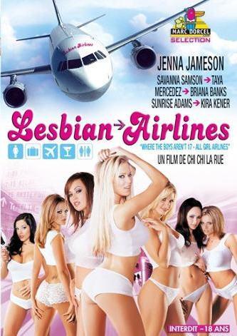 Marc Dorcel / Lesbian Airlines (2008) DVDRip (2008) DVDRip