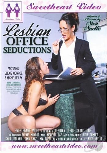 Lesbian Office Seductions / Лесбийские Соблазнения В Офисе (2008) DVDRip