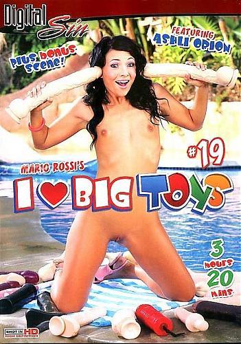 I Love Big Toys # 19 / Я Люблю Большие Игрушки - 19 (2009) DVDRip