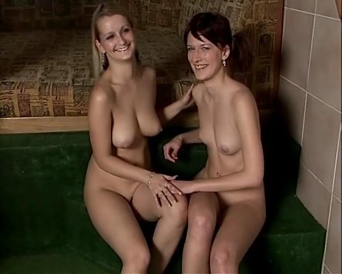 Инесса и Оля - первая съемка [OnlyGirlsVideo.net] (2008) DVDRip