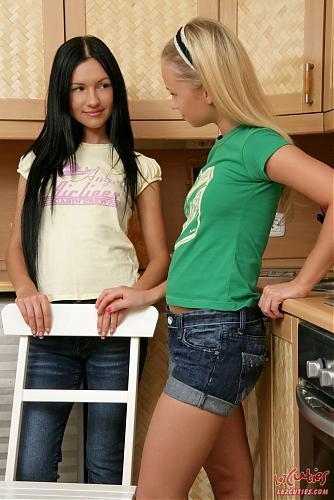 [LezCuties.com / 21sextury.com] Alisa & Sasha  (2009) SATRip