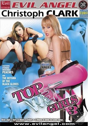 Top Wet Girls # 3 / Лучшие мокрые девочки # 3 (2009) DVDRip