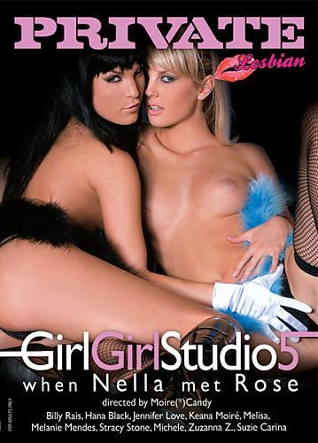 Private Lesbian 4 - Girl Girl Studio 5 (2008) DVDRip