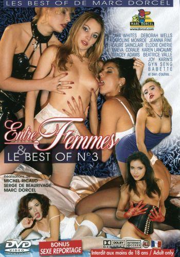 Entre Femmes  / Между нами девочками.Лучшие лесбийские сцены от студии Marc Dorcel (2002) DVDRip